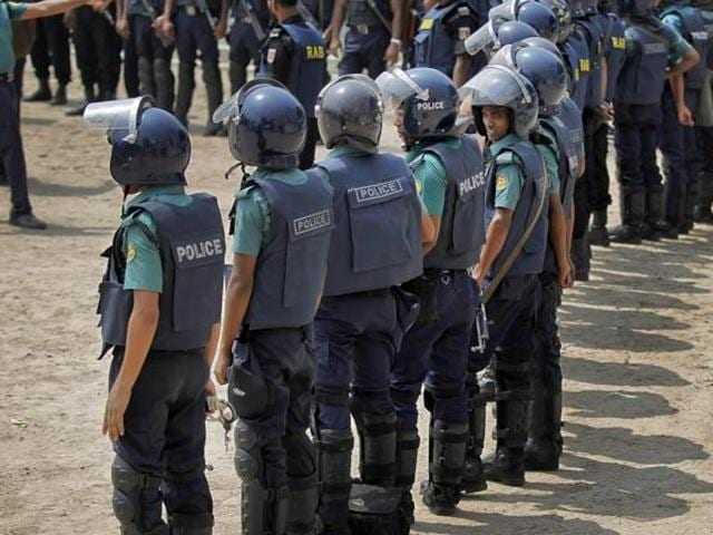Commander of Bangladesh militant group, aide killed in police shootout. They claim to have killed two militants wanted for attacks.