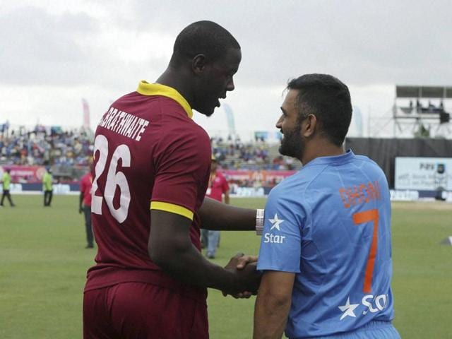 Winning captain Carlos Brathwaite said even as they did not post a bog total, they were confident of winning.