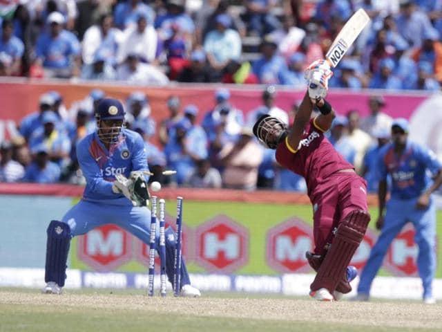 West Indies vs India,Lauderhill,Mahendra Singh Dhoni