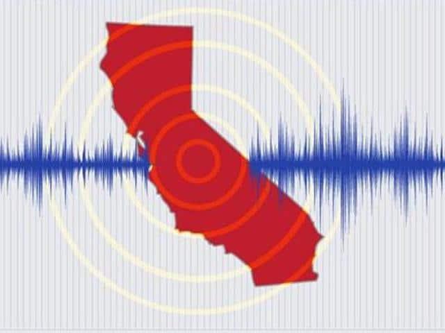 Mid-atlantic earthquake