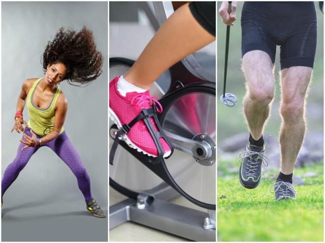 Keen on exercise? Here are six great sports to begin with