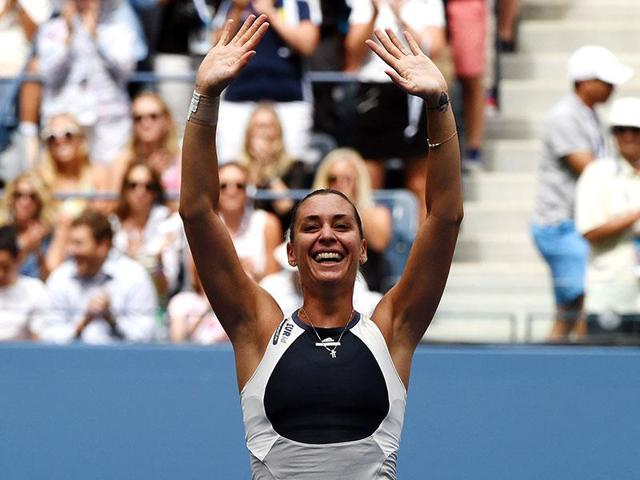 US Open,Flavia Pennetta,Roberta Vinci