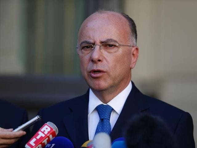 French interior minister Bernard Cazeneuve said the government's opposition to legislating on the burkini ban has sparked fierce debate both at home and abroad about women's rights and France's strictly-guarded secularism.