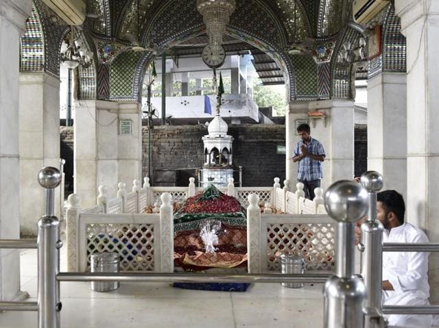 The Haider Sheikh ki Dargah in Malerkotla. The old Punjab town is known for its harmony among the Hindu-Muslim-Sikh community in Malerkotla.