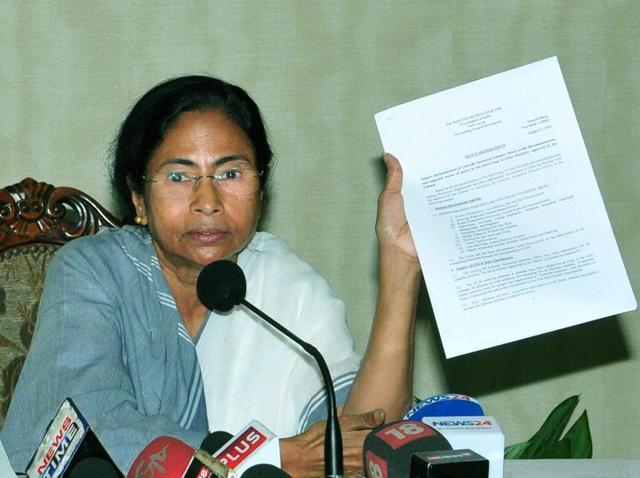 GST BIll,Mamata Banerjee,West Bengal govt