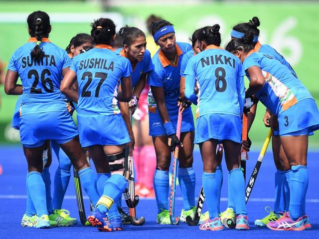 Four Indian women hockey team players were made to sit on the floor of a train while returning home from the Rio Olympics.