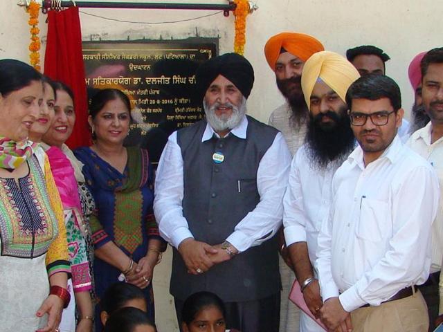 Daljit Singh Cheema,Punjab government,teachers