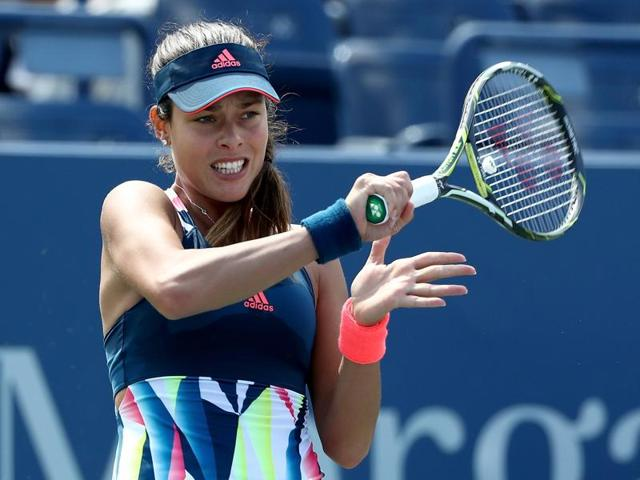 Ana Ivanovic said she would have to reassess her career and try to determine why the results weren't coming for her.