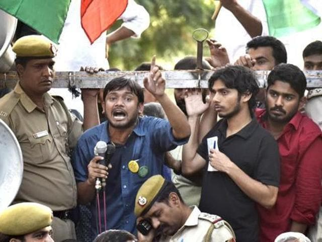 The present JNU students' body has had a turbulent time in the last six months with the university being dragged in a debate on sedition after an event held on campus.