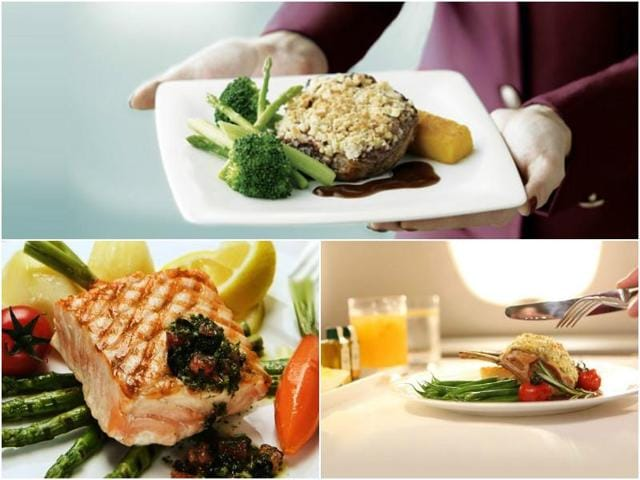 Travel + Leisure magazine has revealed its list of the top ten most delicious in-flight meals serving airlines. Here they are...