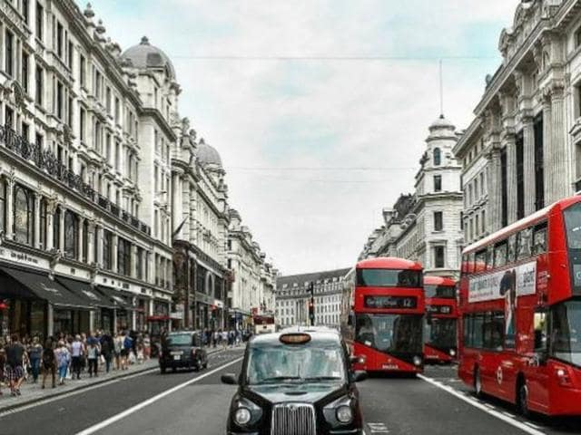 A single-night hotel stay in London now costs an average €177.