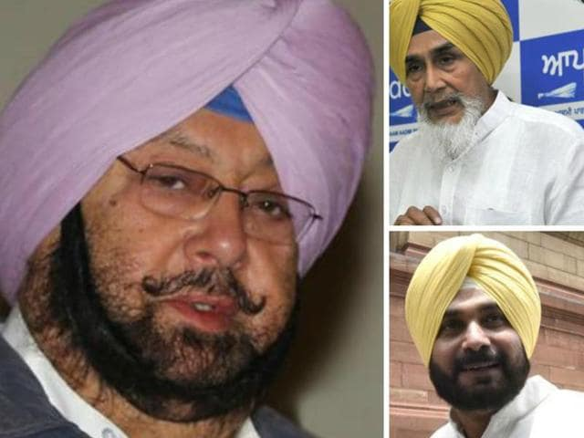 Punjab Congress chief Captain Amarinder Singh