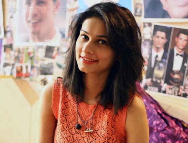 TV actor Aneri Vajani is looking forward to her new show Beyhadh that co-stars Jennifer Winget and Kushal Tandon.
