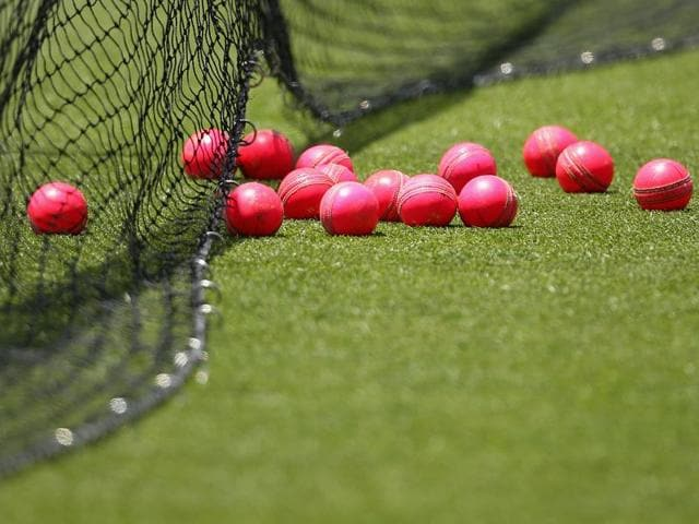 The only Test with the pink ball was played between Australia and New Zealand, which ended in three days. The ball swung a lot and the batsmen faced a tough time.