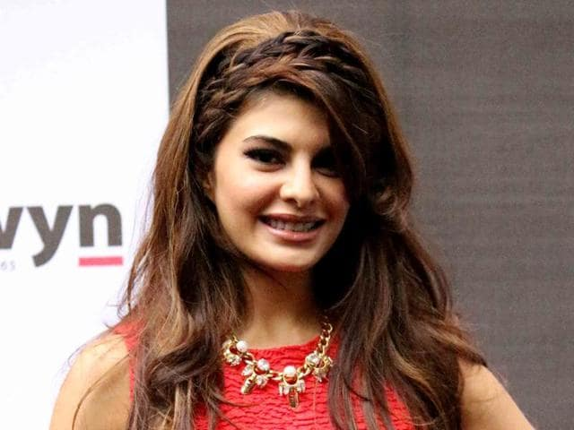 Actor Jacqueline Fernandez says she has no time for  friends or family.