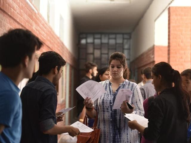 Students feel that the newly introduced NOTA option will not make much difference in Delhi University Students' Union election this year.