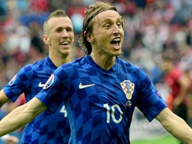 Luka Modric,Ante Cacic,Croatian football team