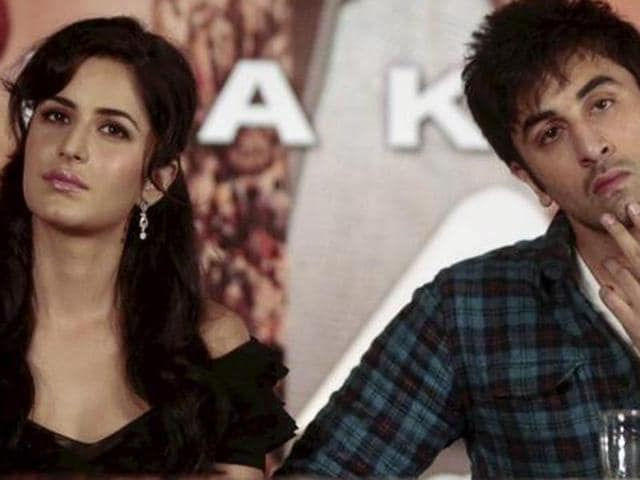 Jagga Jasoos will be Ranbir and Katrina's first film after their break up early this year.