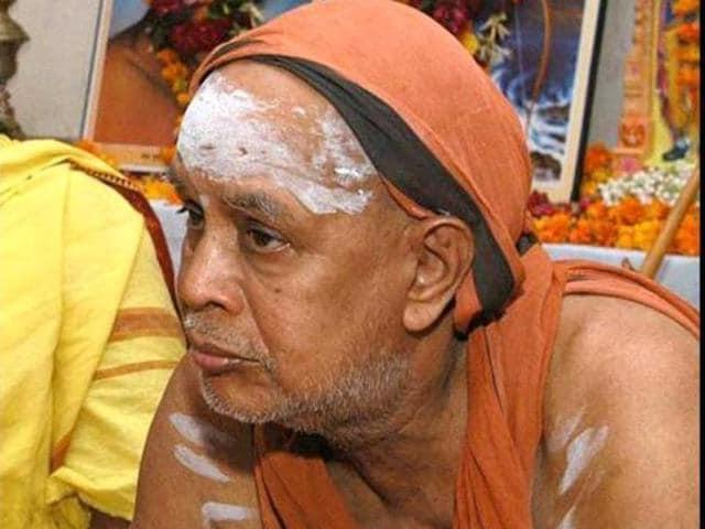 Kanchi seer,Jayendra Saraswathi,Chadrasekharendra Saraswati Swamigal