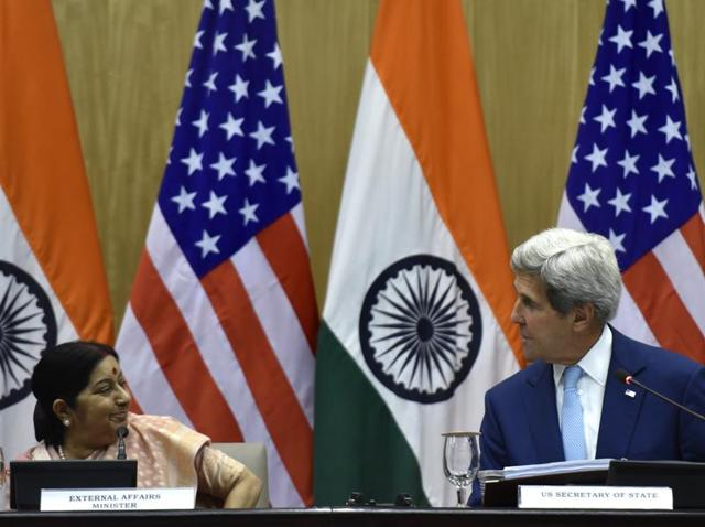 India-US annual strategic and commercial dialogue