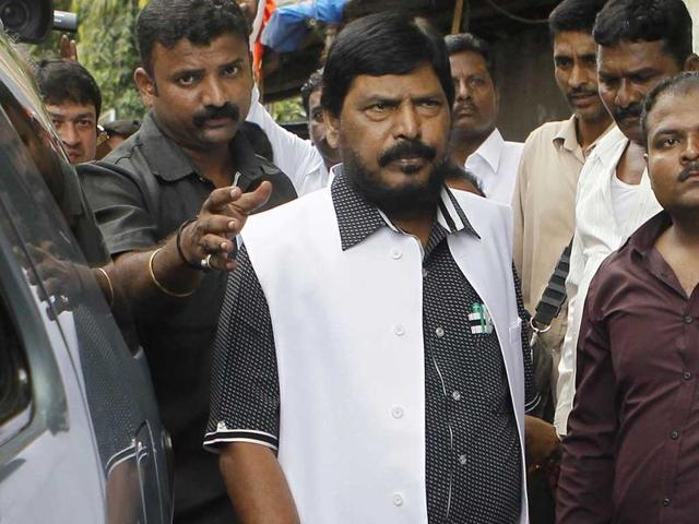 Junior social justice minister Athawale said on Monday that people should be allowed to eat the meat of bulls and bullocks for its high protein.
