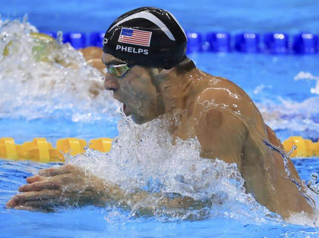Cupping Therapy,Michael Phelps,Danny Deigan