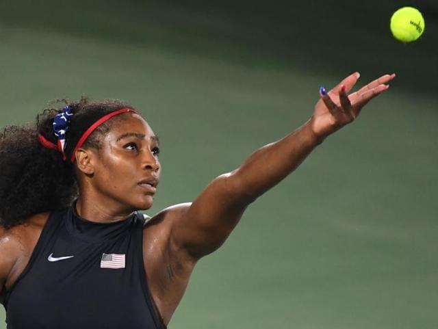 Serena Williams will get her USOpen campaign underway against Russian veteran Ekaterina Makarova.