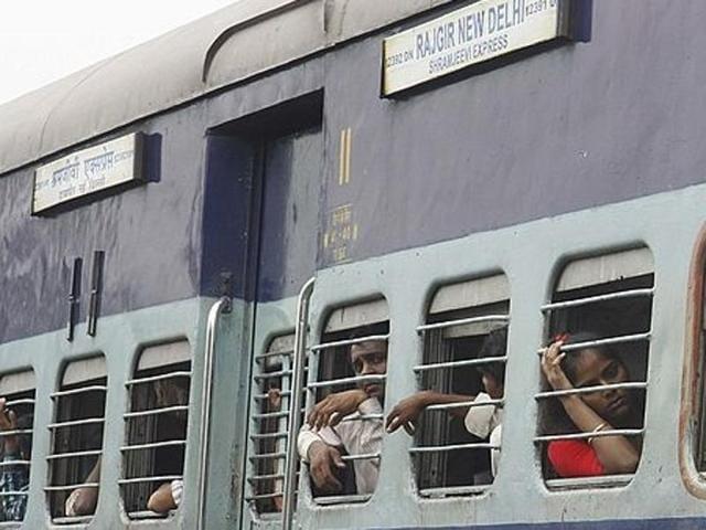 Shramjeevi Express train blast