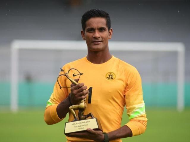 Subrata Paul,Arjuna Award,Sandip Nandy
