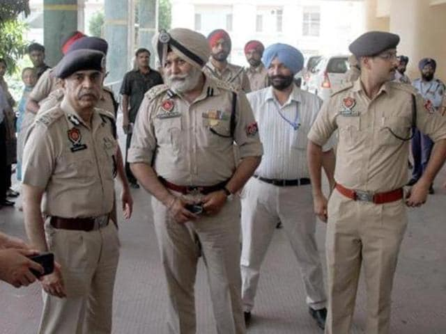 Punjab cops
