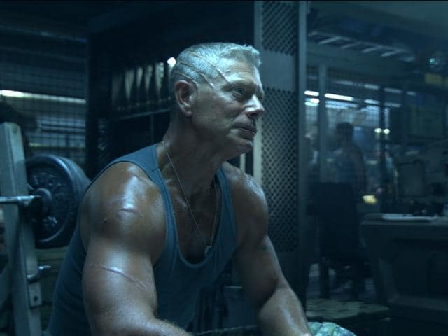 Stephen Lang will be seen as a blind man with a special set of skills in Don't Breathe.