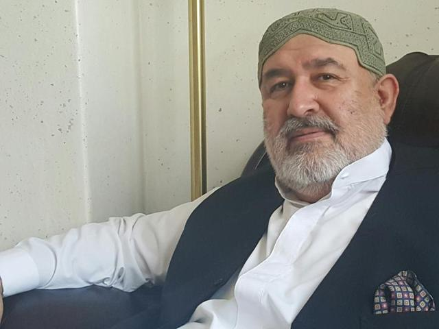 "Mir Suleman Dawood Jan Ahmedzai, the current holder of the title of ""Khan of Kalat"", has welcomed Indian PM Narendra Modi's ""brave and long-awaited"" remarks on atrocities allegedly committed in Balochistan by Pakistan.(Prasun Sonwalkar/ HT Photo)"
