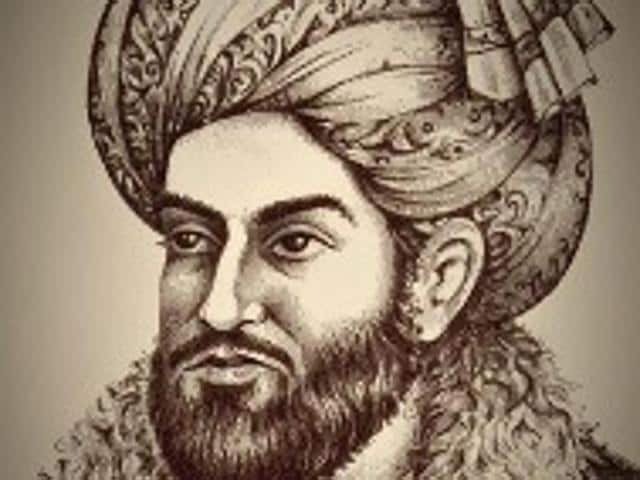 Ahmad Shah Durrani, better known as Ahmad Shah Abdali.