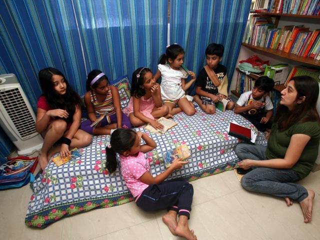 During last three years, the 'homeschoolers' in the country have organised themselves through an online forum, where they share ideas and discuss the drawbacks of the formal education system