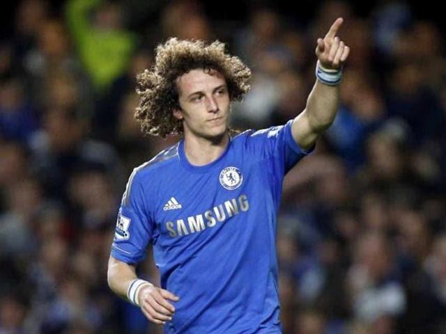 David Luiz,Antonio Conte,Chelsea
