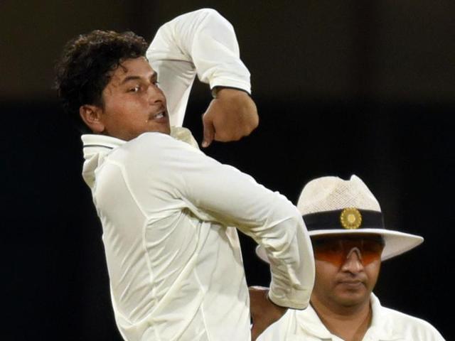 Kuldeep Yadav,Cricket,Duleep Trophy