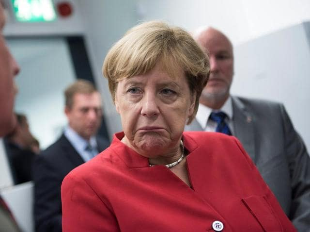 German Chancellor Angela Merkel said the EU will need patience and endurance in dealing with migration of people to Europe.