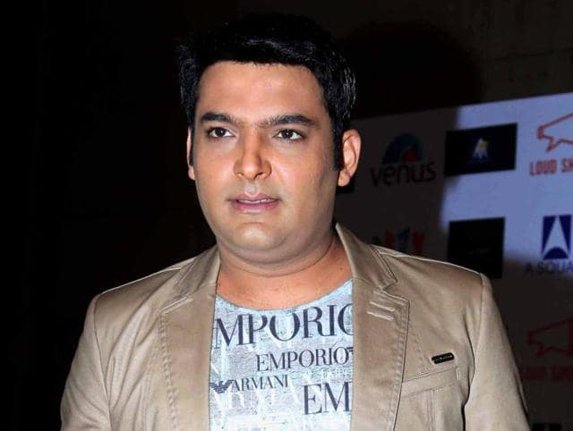 Actor Kapil Sharma urges people to be careful while posting comments on social media.