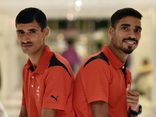 Rio Olympics,Kheta Ram,T Gopi
