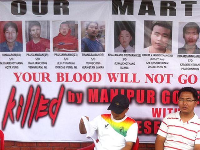 Manipur,IILP,Churachandpur