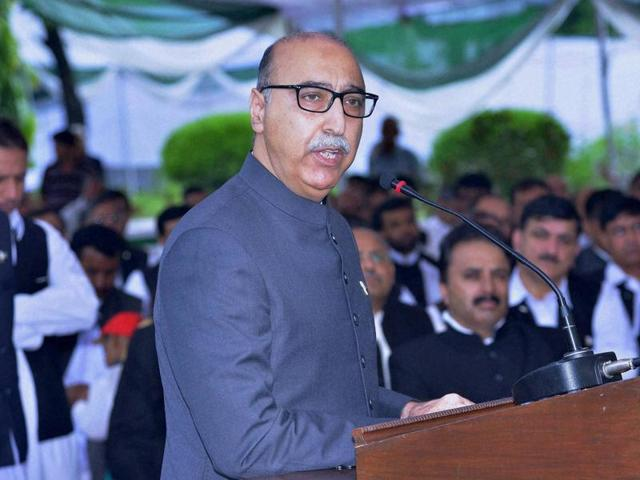 Abdul Basit, high commissioner of Pakistan, had dedicated Pakistan's 70th Independence Day to the liberation struggle of Kashmir, in his speech at the Pakistan High Commission in New Delhi on Aug 14.