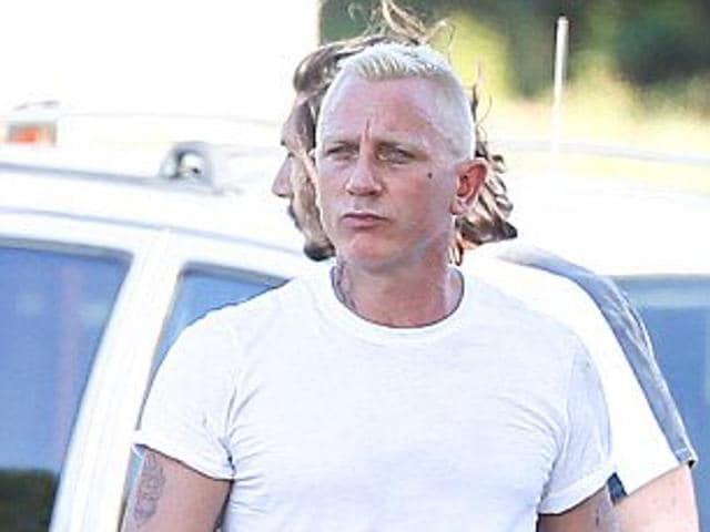 Craig is filming Steven Soderbergh's Logan Lucky.