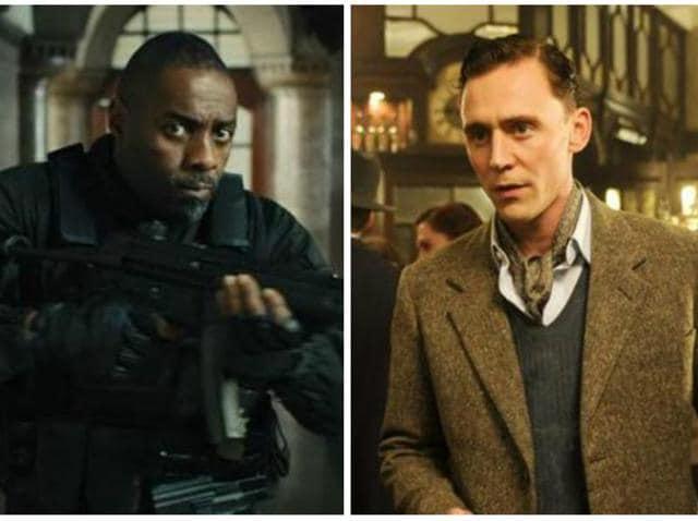 Idris Elba joins Aidan Turner, Luke Evans and Tom Hiddleston on the list.