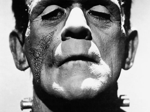 """Modern retellings of the Frankenstein story -- known in academic circles as """"synthetic biology"""" (SB) movies -- are big business."""