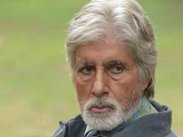 Amitabh Bachchan plays a lawyer in Shoojit Sircar's Pink.