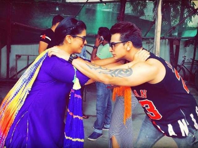 Prince, who won Bigg Boss 9, hosted by the Dabangg star, says his character on the show Badho Bahu is a tribute to Salman.(Instagram)
