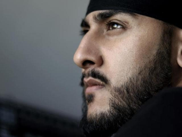Aman100, aka Amanbir Singh Sangha, the producer who also features in the video and has co-written the lyrics.