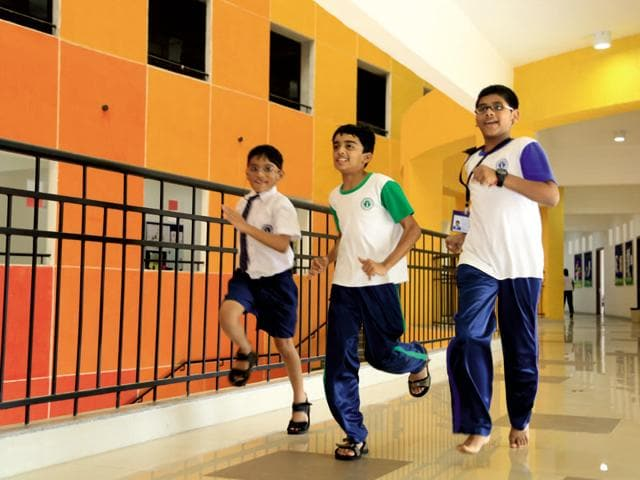 Some principals argued that regular schooling helps in developing social skills, while homeschooling isolates kids.(HT Photo for representation)
