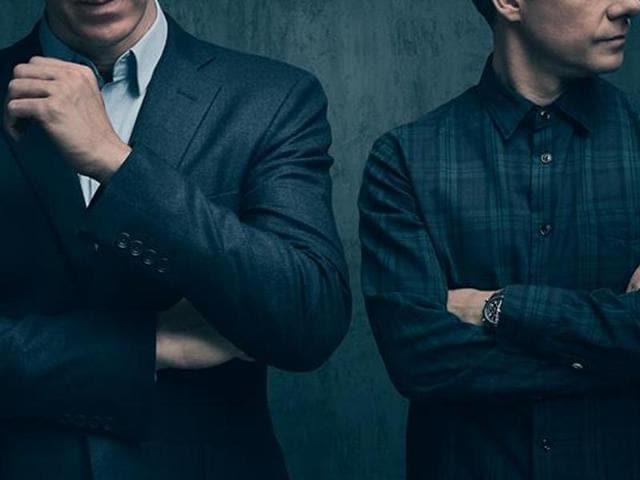 Sherlock,Official Photo,Benedict Cumberbatch