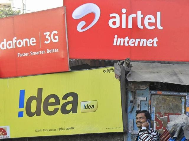 Share prices of Idea and Airtel slashed by around 3% and 4% respectively soon after Reliance Jio was formally launched in Mumbai on Thursday.